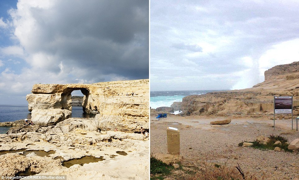 10 красивейших природных арок, которые могут исчезнуть с лица Земли