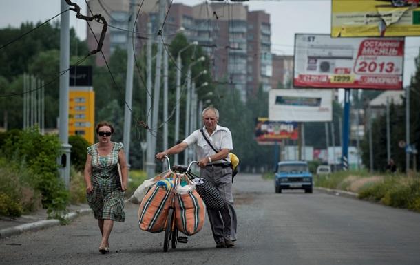 Жители Донбасса будут проходить фильтрацию - глава Минобороны. Концлагеря для Новороссии