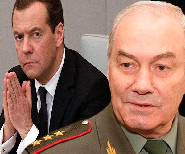 Генерал Ивашов: россиян правительство Медведева лишает социальных прав