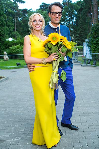 Российские звезды на Новой Волне устроили флеш-моб в поддержку Украины