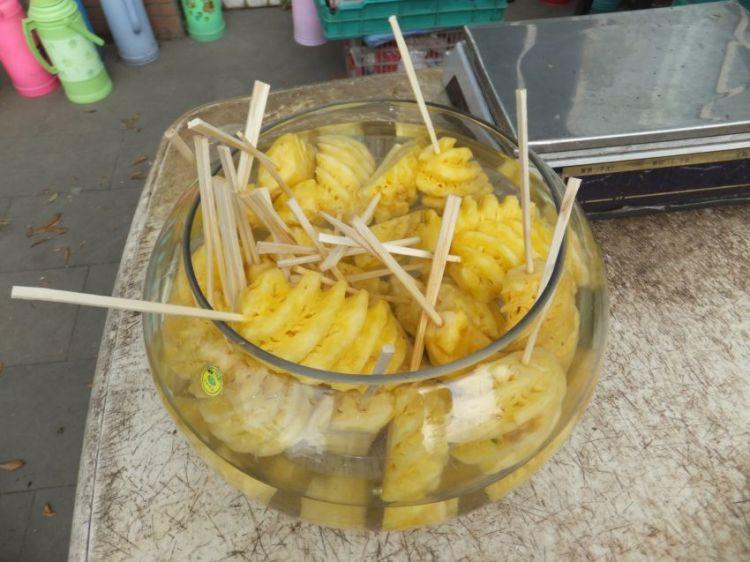 Необычная еда из Китая
