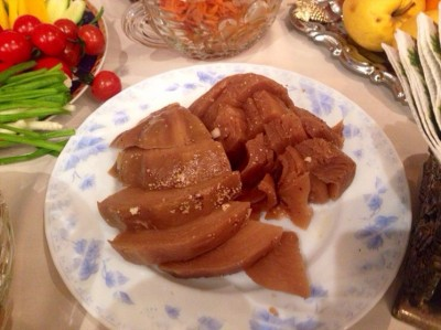 Печеная капуста из Полесья-очень просто и вкусно