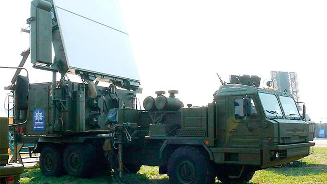 Новейшая РЛС «Гамма-С1» заступила на боевое дежурство в Кировской области