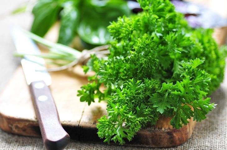 зеленые овощи для похудения
