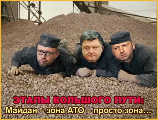 Америка сливает киевский режим, похоже, скоро новый Майдан скакать примется