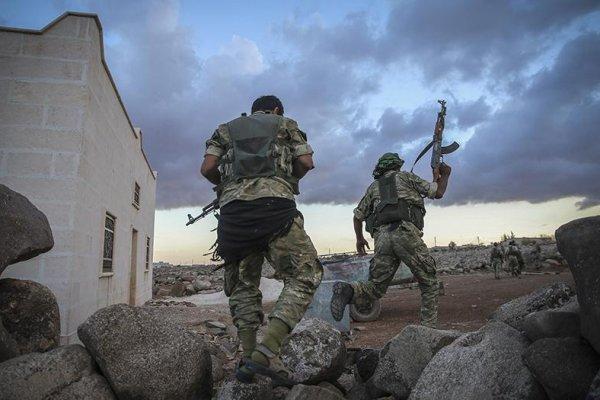 Войска Сирии начали штурм го…