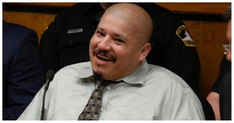 Нелегальный иммигрант убил двух американских полицейских и пообещал после своего побега убить ещё immigrant, в мире, видео, криминал, полиция, суд, сша, убийство, угроза