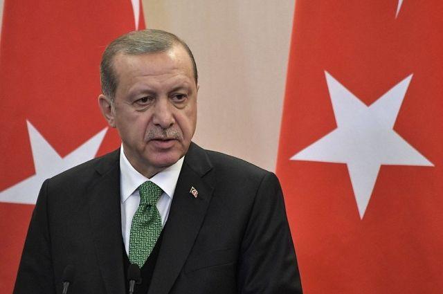 Эрдоган: Турция не прекратит операцию в сирийском Африне