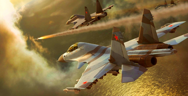 Иностранцы: об атаках ВКС Ро…