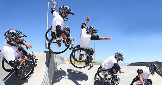 Я люблю свое инвалидное кресло