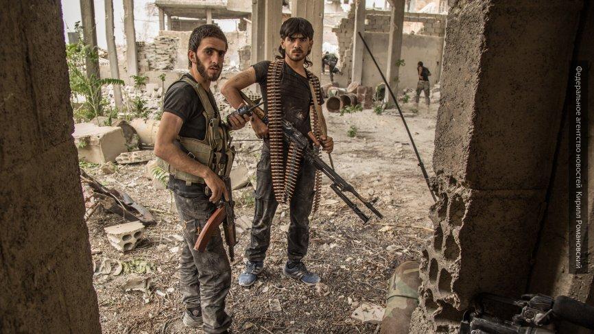 САА прорывается в Идлибе: высота Тель-Мукта отбита от боевиков