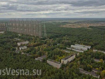 Чернобыль: памяти героев-пожарных