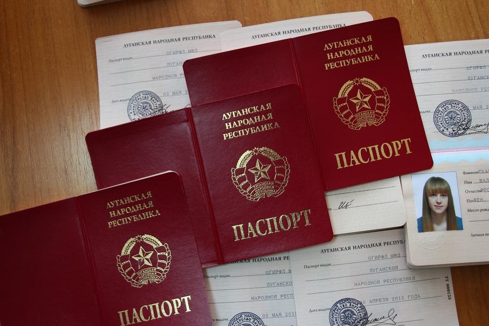 Путин подписал указ о признании паспортов и документов ДНР и ЛНР