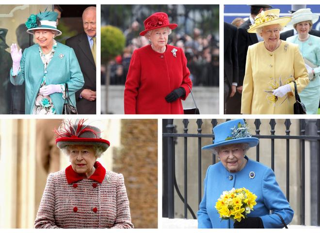 5 лучших образов Елизаветы ІІ
