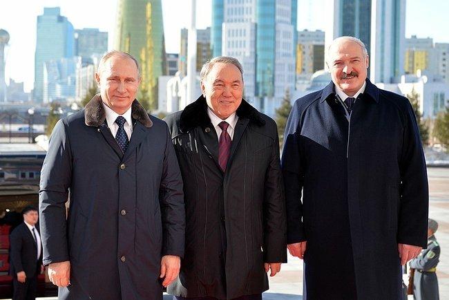 Новые страны захотели в союз с Россией