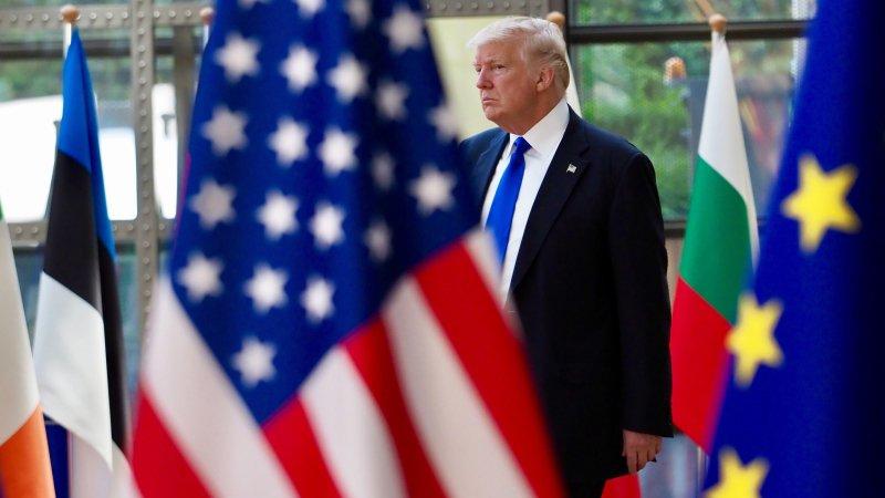 Косачев: Трамп начинает думать о власти вместо интересов США