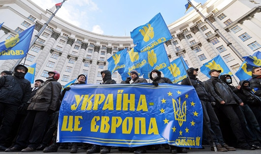 Политика Украины - сказка под названием «Украина ЕС» или путь в никуда
