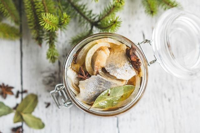 блюда из рыбы, новогодние блюда из рыбы, праздничные блюда из рыбы