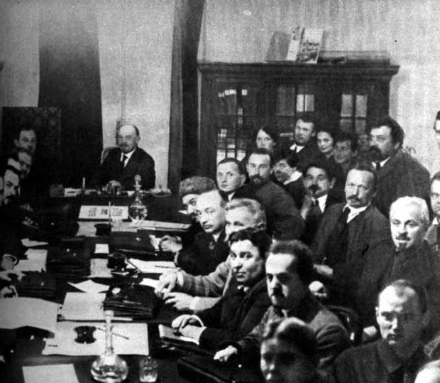 Первое Рабоче-Крестьянское правительство