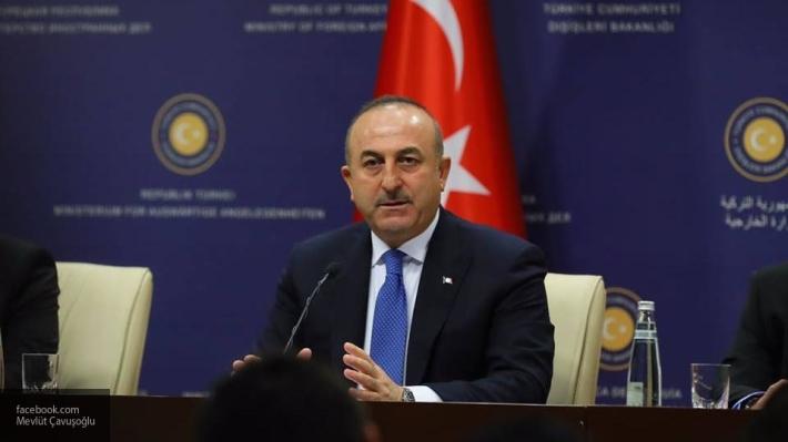 Глава МИД Турции Чавушоглу: Турция готова продолжать операцию в Сирии