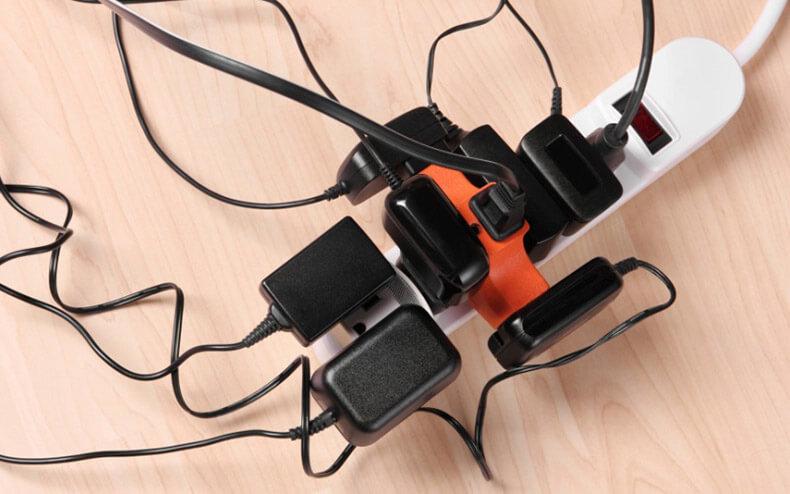 Ошибки, недопустимые при работе с электроприборами