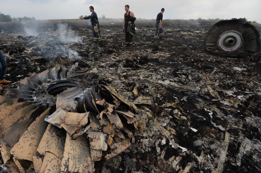 Оглашены предварительные итоги расследования крушения малазийского Boeing