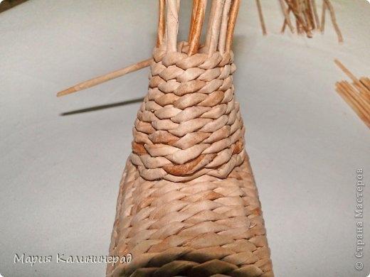 Ильфат закиров плетение из газетных трубочек