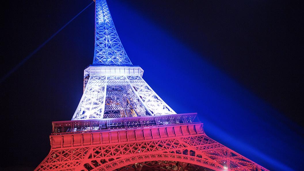 Парижане встали на защиту собственной идентичности