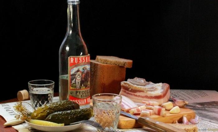 Россия находится на 4 месте в мире по распитию алкоголя. | Фото: vse-krugom.ru.