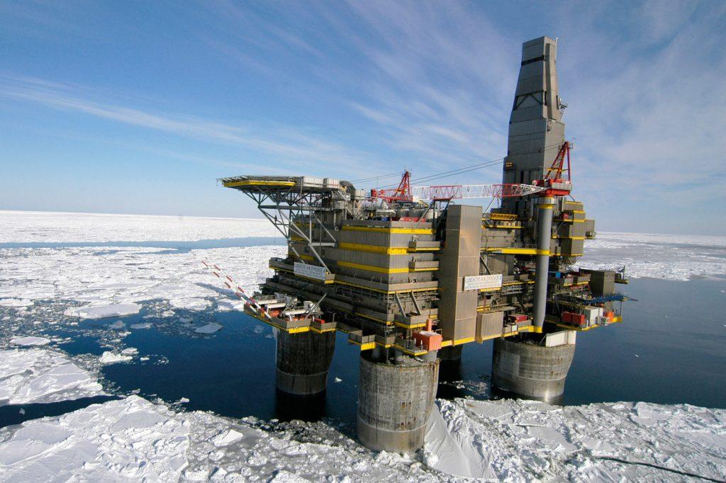 Освоение Арктики: Россия раз…