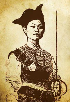 Госпожа Чжэн: из проституток в королевы пиратов