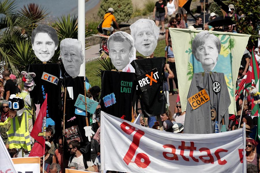 Россия или Украина? Кто поедет на G-7 в США?