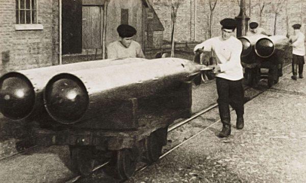 Морские торпеды. Первый успех