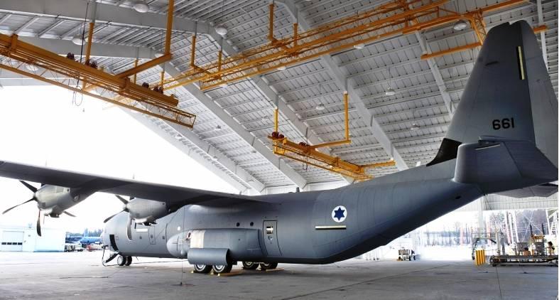 В Израиле женщина-пилот впервые возглавила эскадрилью