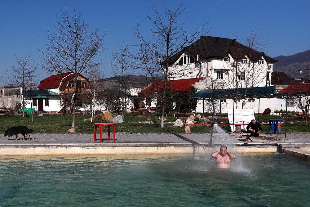 Эксперты предложили налоговые льготы для термальных курортов