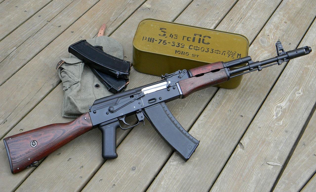 Ким Чен Ын показал секретный автомат-гранатомёт на базе АК-74