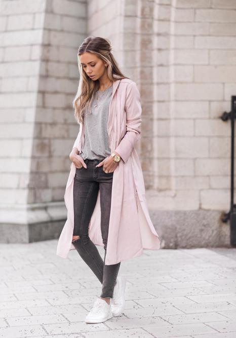 В 2018 в моде будут розовые кардиганы – по мнению блогеров Instagram