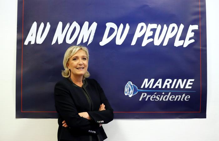 Ле Пен намерена добиться выхода Франции из НАТО в случае победы на выборах