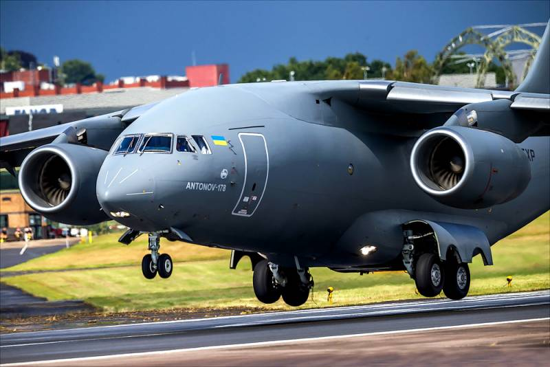 Ан-178: последняя надежда украинского авиастроения