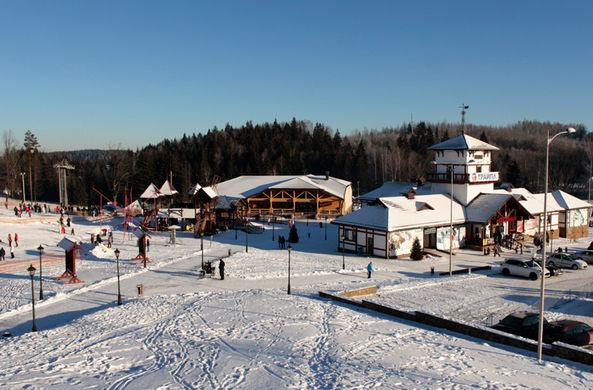 Названы лучшие курорты СНГ для зимнего отпуска