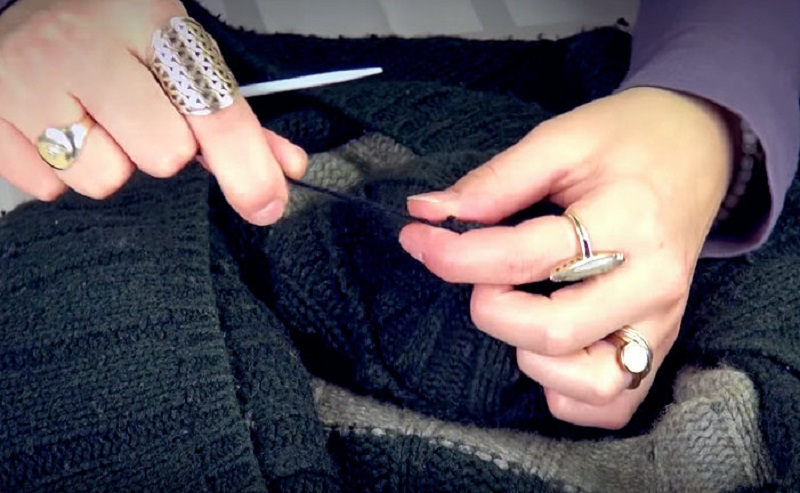 Идеи из старого свитера
