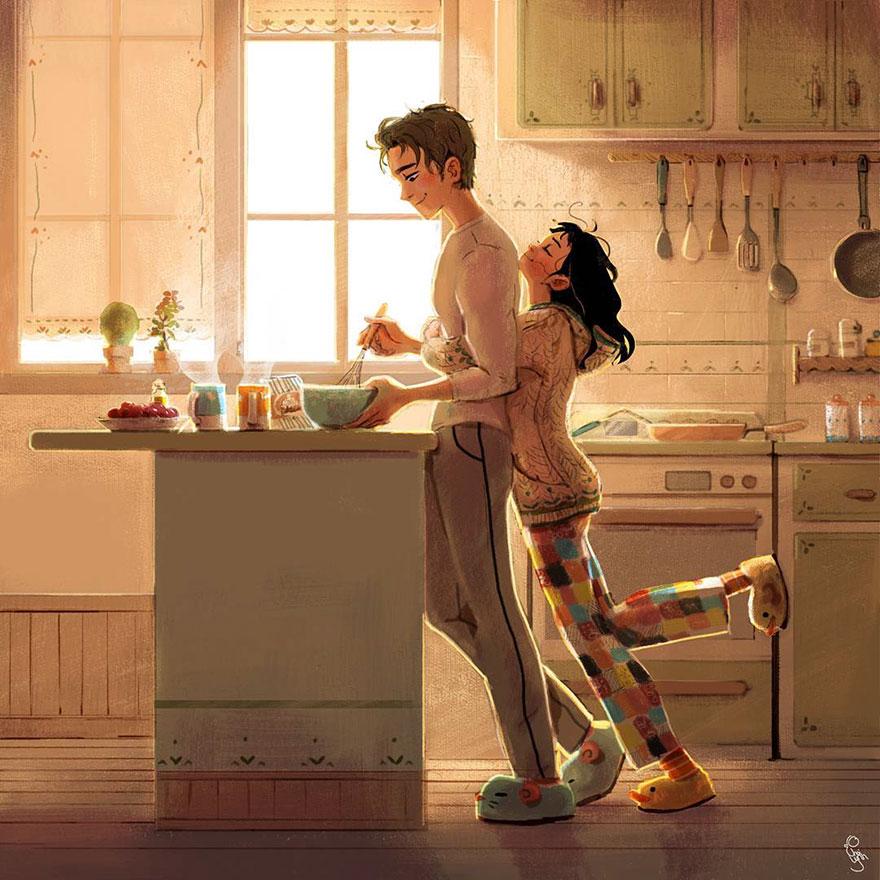 Любовь — в мелочах: трогател…