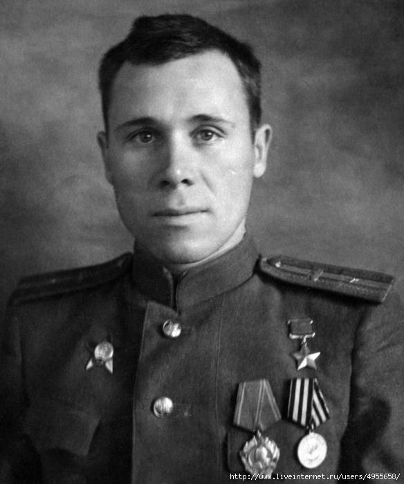 Навечно в памяти. Подвиг Героя Советского Союза Вячеслава Ивановича Чемодурова