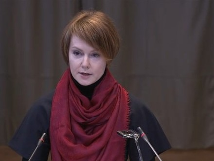 Суд в Гааге по иску Украины …
