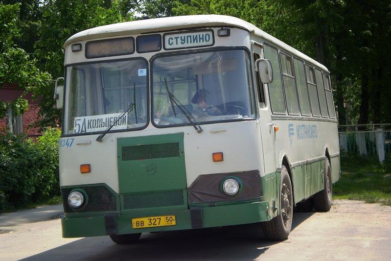 Последний из могикан. ЛиАЗ - 677Б