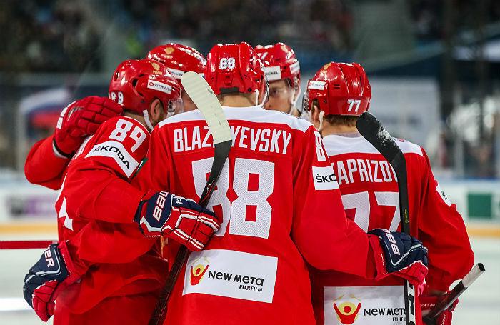 Триумф и новый рекорд российского хоккея на Кубке Первого канала