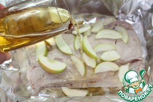 Брассированная свинина на горячее или бутерброд Лист лавровый