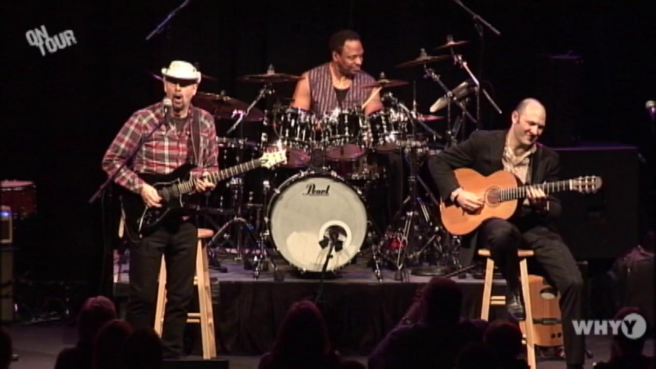 Субботочка: Группа Acoustic Alchemy (гитарный инструментал)
