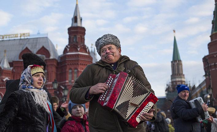 Невероятный взгляд на Россию из Москвы (El Pais, Испания)