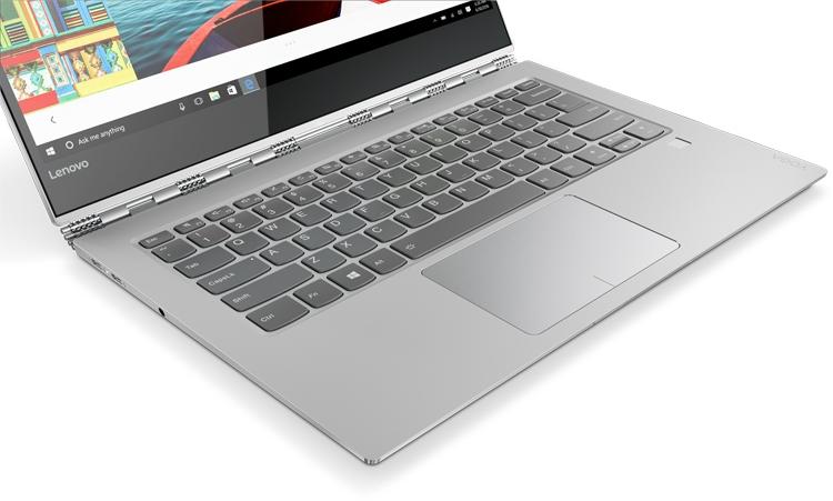 IFA 2017: ноутбук-трансформер Lenovo Yoga 920 с голосовым ассистентом Cortana